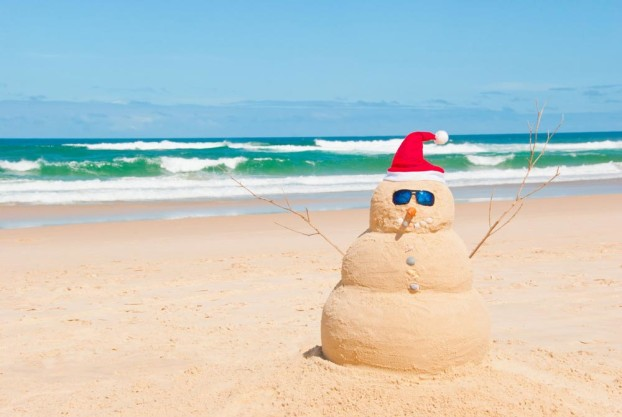 Snowman sand beach Captech capacitor power factor