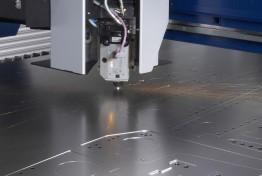 Hopleys sheet metal fabrication equipment Captech capacitor power factor