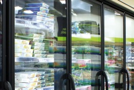 Woolworths freezers in store Captech capacitor power factor