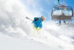 Skiing Perisher Captech capacitor power factor