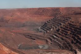 Iron Ore mine fabrication equipment Captech