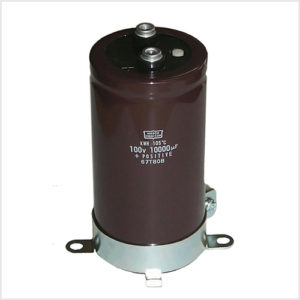Frako power capacitor Captech