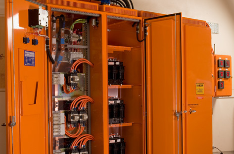 power factor correction equipment Captech