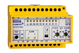 Bender insulation monitoring device electrical protection IR470LY