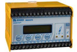 Bender IRDH275BM-7-AGH675S-7